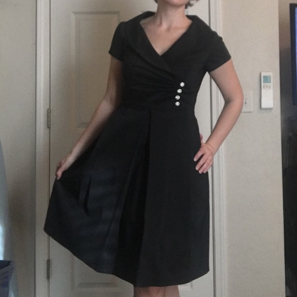 cdd7e9a6cb5 Julian Taylor Dresses   Skirts - Vintage inspired- 1950s style evening dress